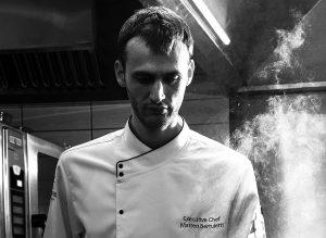 Matteo Bertuletti (Executive Chef & Workshop Şef)
