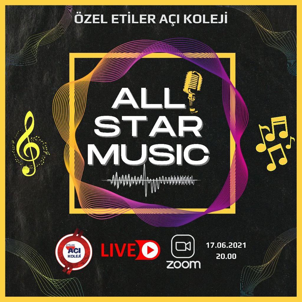 All Star Müzik Dinletisi